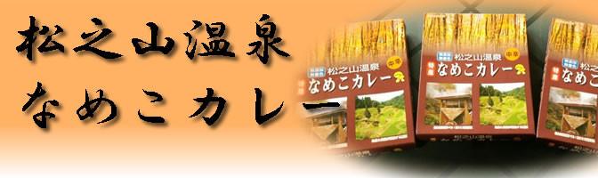 松之山温泉なめこカレー