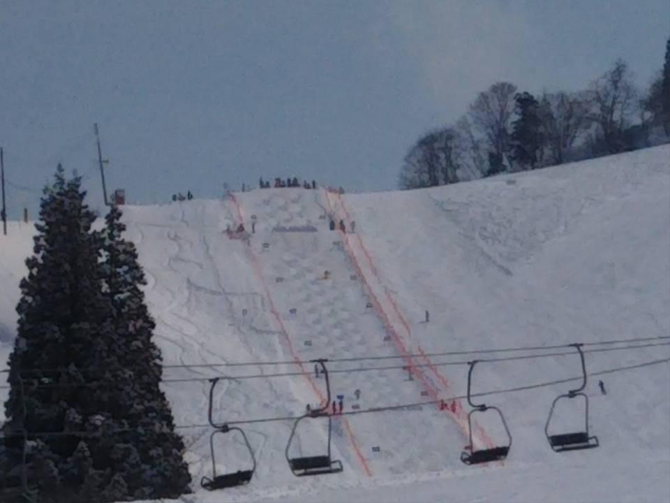 温泉 場 松之山 スキー 2021年 松之山温泉スキー場